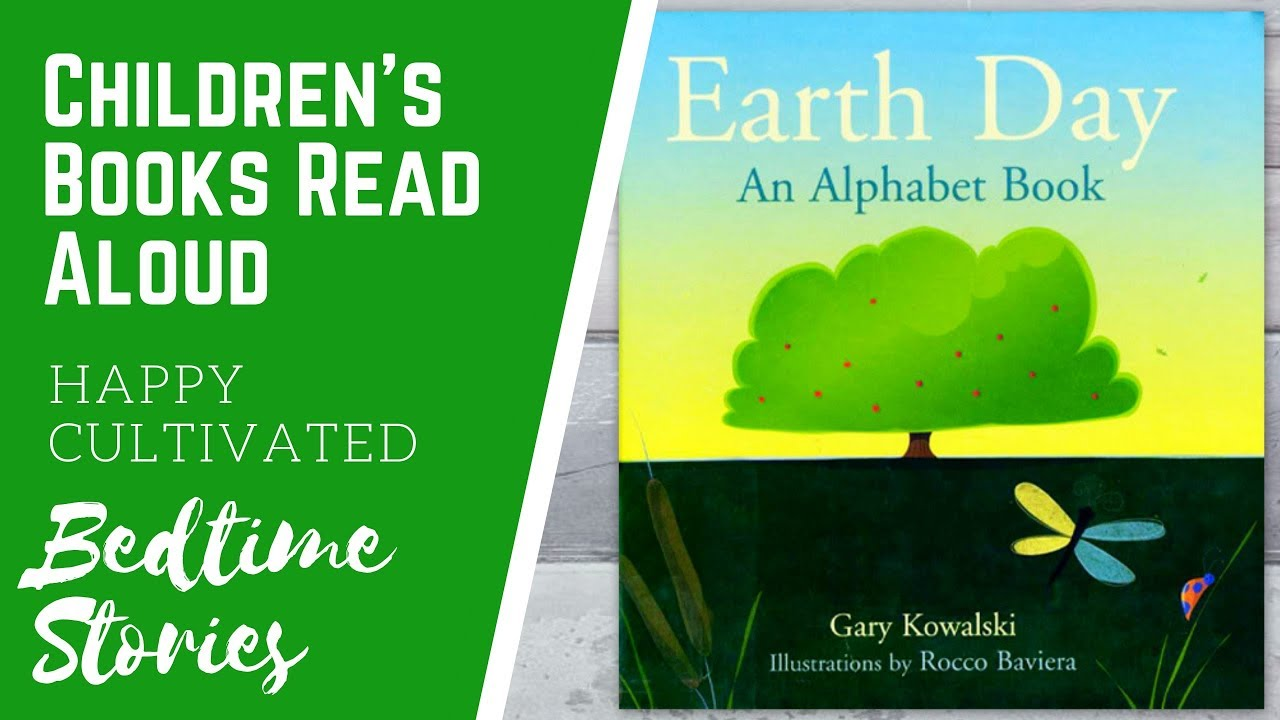 EARTH DAY Book Read Aloud | Earth Day Books for Kids ...