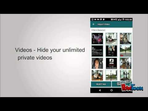 Safe Box Hide Photos Videos And App Youtube