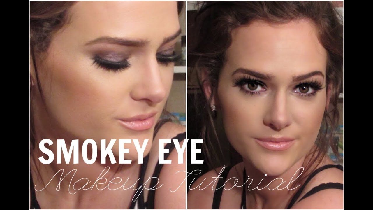 Easy Smokey Eye | Makeup Tutorial - YouTube