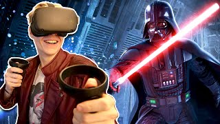 Star Wars: Vader Immortal - Episode 1 (Oculus Quest VR Gameplay)