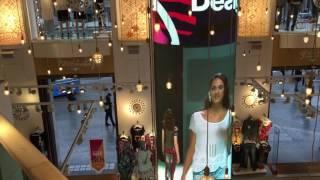 Desigual Store in Barcelona (바르셀로나 자라 데지구엘)
