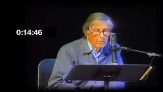 John Cage -  Empty Words (Excerpt)