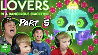 Lovers In A Dangerous Spacetime Part 5 Final Boss by HobbyFamilyGaming
