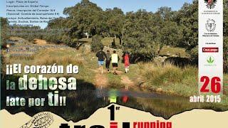 Primer Trail Running Villanueva de Córdoba
