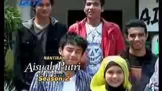 [TRAILER] Aisyah Putri The Series: Jilbab In Love Season 2