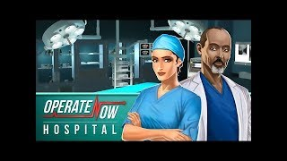 Operate Now Hospital. Advert for Android/IOS App.