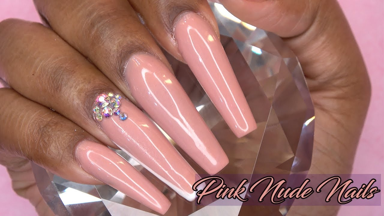 Acrylic Nails Tutorial Acrylic Nails For Beginners With