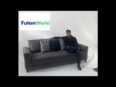 Full Size Sofa Bed By Casamode At Futon