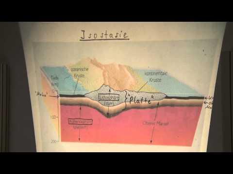 Einführung in die Geowissenschaften I   Der Planet Erde