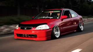 Static Civic and TSX   Style Up Garage   4K