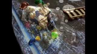 Проклятая Шахта - Часть 1 (Lego Комикс)