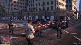 GTA 5 - Super Police - New test of script