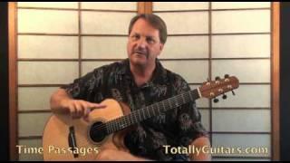 Al Stewart - Time Passages Guitar Lesson Preview