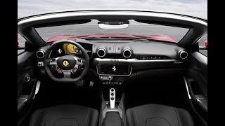 New Ferrari Portofino Concept 2018 - 2019 Review, Photos, Exhibition, Exterior and Interior