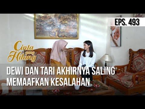 CINTA YANG HILANG - Dewi Dan Tari Akhirnya Saling Memaafkan Kesalahan [20 April 2019]