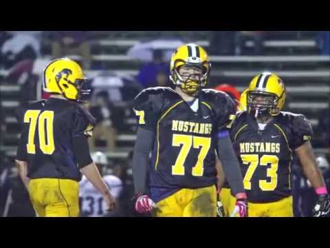 2014 Portage Central Varsity Football Game 8 Vs Loy Norrix Pt 9 Of