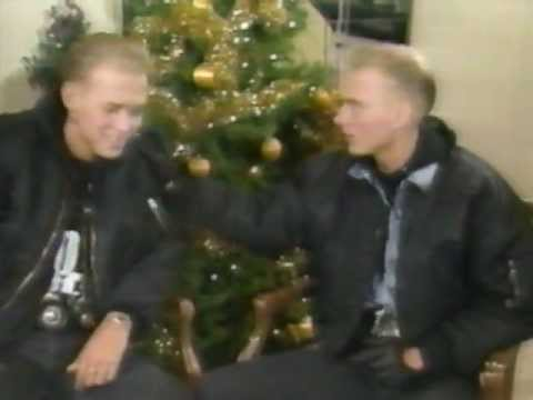 Bros RARE FOOTAGE - Very fun interview - PART 1