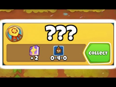 The LAST Hidden Achievement - Two Tower Chimps Bloons TD 6