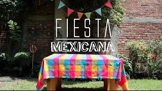 ♡ ¡FIESTA MEXICANA! [Snacks, ideas y recetas, etc.] | Da Brunettes
