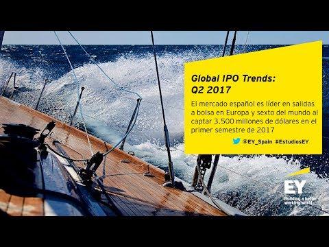 Global IPO Trends Q2 2017 - Centro de Estudios EY