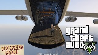 gta 5 mission 47 minor turbulence plane hijack at 36k feet with furious 7 stunt