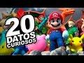 20 Curiosidades De Super Smash Bros