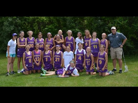 2015 Summer New Hampshire Tomahawks Girls Lacrosse 2021/22 Purple Team