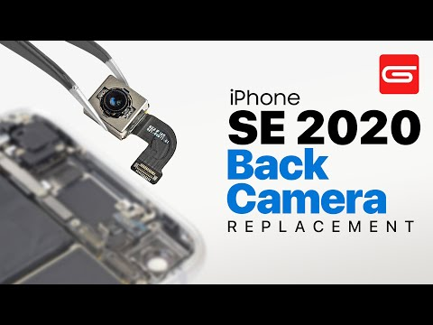 iPhone SE 2020 Back Camera Replacement