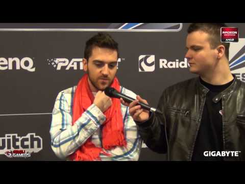 Interview with Ocelote - IEM CeBIT