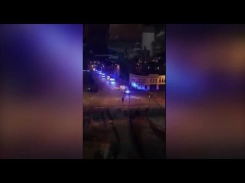 Blast at Ariana Grande concert in England kills 19 people