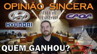 Processo entre CAOA e Hyundai finalmente chega ao fim. Quem ganhou? Quais carros novos teremos aqui?