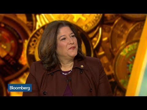 New York State's Maria Vullo on Regulating Bitcoin