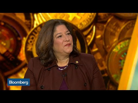 New York State&39;s Maria Vullo on Regulating Bitcoin