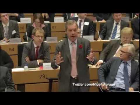 Farage: Mrs Merkel, tell Cameron it