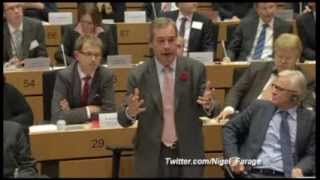 Farage: Mrs Merkel, tell Cameron it