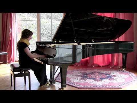 Franz Liszt: la campanella on Fazioli 308