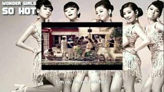 Wonder Girls - So Hot (Spanish Cover) por Furanshisu (MV)