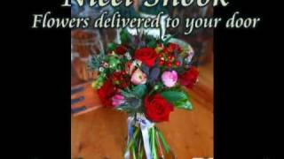 FLOWERS DELIVERED IN LINCOLN AND NEWARK by Nicci Snook ONLINE FLOWER SHOP.mpg