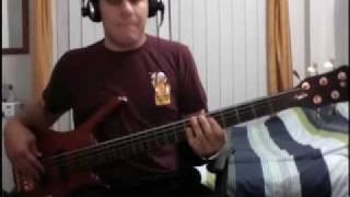 Nothin On You - B.o.B. feat. Bruno Mars Bass Cover