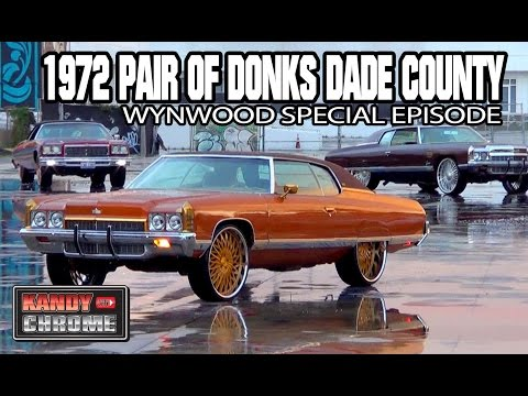 1972 CAPRICE HARDTOPS IN DADE COUNTY