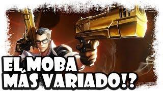 Será este el MOBA más variado del mundo!? | Master X Master Gameplay Minijuego y mazmora | MXM
