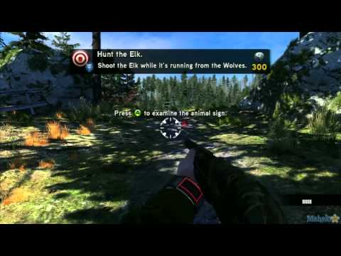 First 30 Minutes: Cabela's Big Game Hunter 2012 [XBOX36 ...