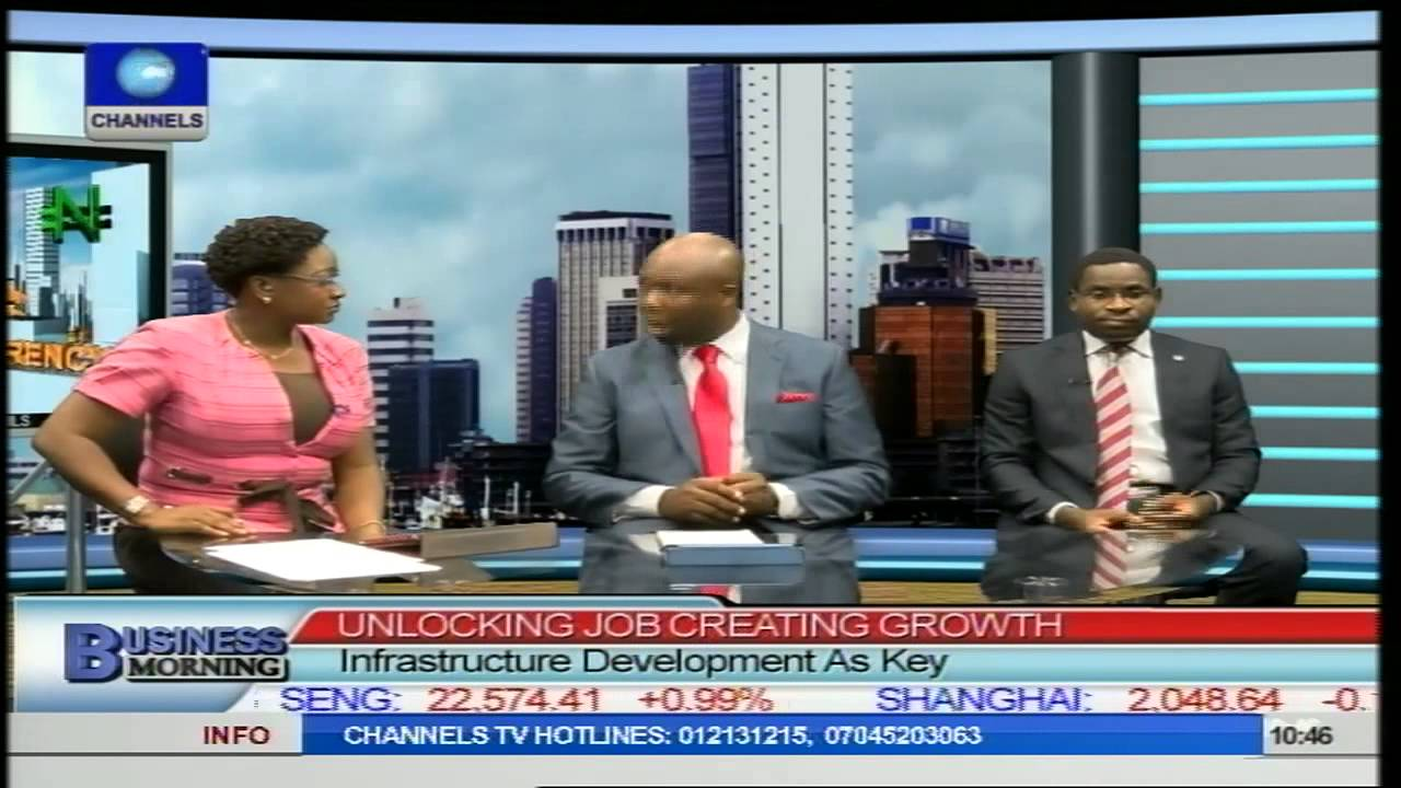 Political Will Is Key To Developing Nigeria's Infrastructure Base Pt.3