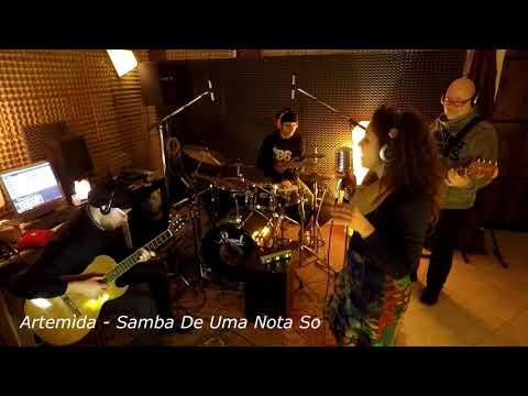Artemìda - Samba De Uma Nota So - Live