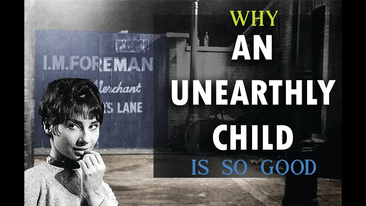 """Video Essay on """"An Unearthly Child"""" (1963)"""