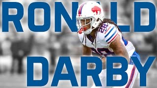 Ronald Darby Official Rookie Highlights