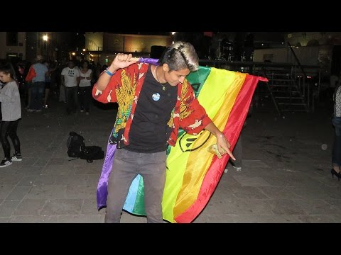 MARCHA LGBTI SAN LUIS POTOSÍ + AFTER | Van Galle
