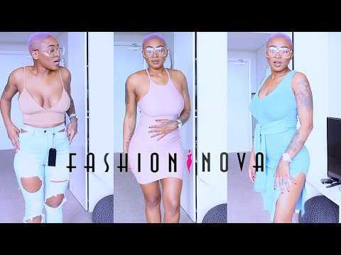 MY HONEST REVIEW ABOUT FASHIONNOVA + TRY...