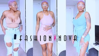 MY HONEST REVIEW ABOUT FASHIONNOVA + TRY ON HAUL