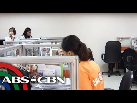 Failon Ngayon: Special Program For The Employment Of The Students